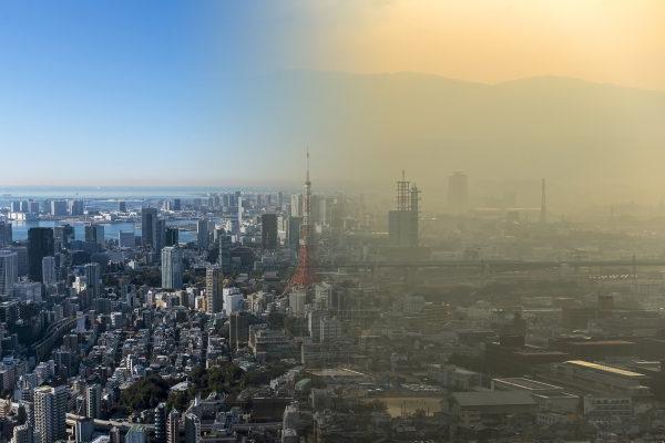 清洁空气的经济
