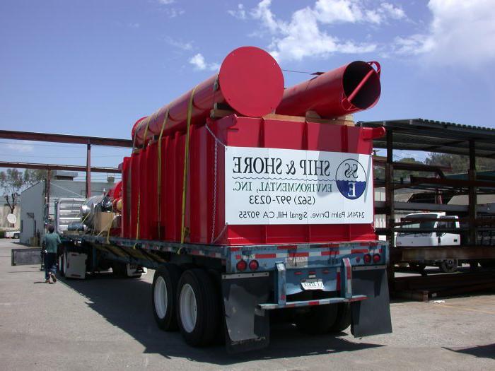 空气污染控制系统供应商