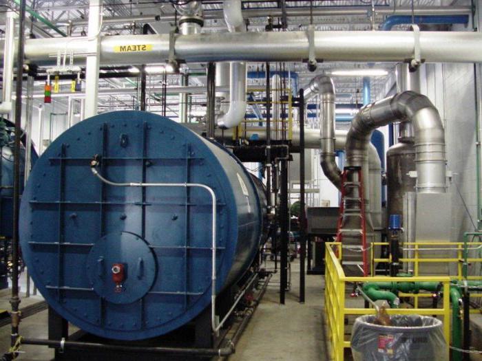 控制锅炉造成的空气污染