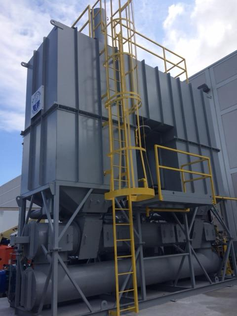 再生热氧化剂(RTO) - 10,000 SCFM