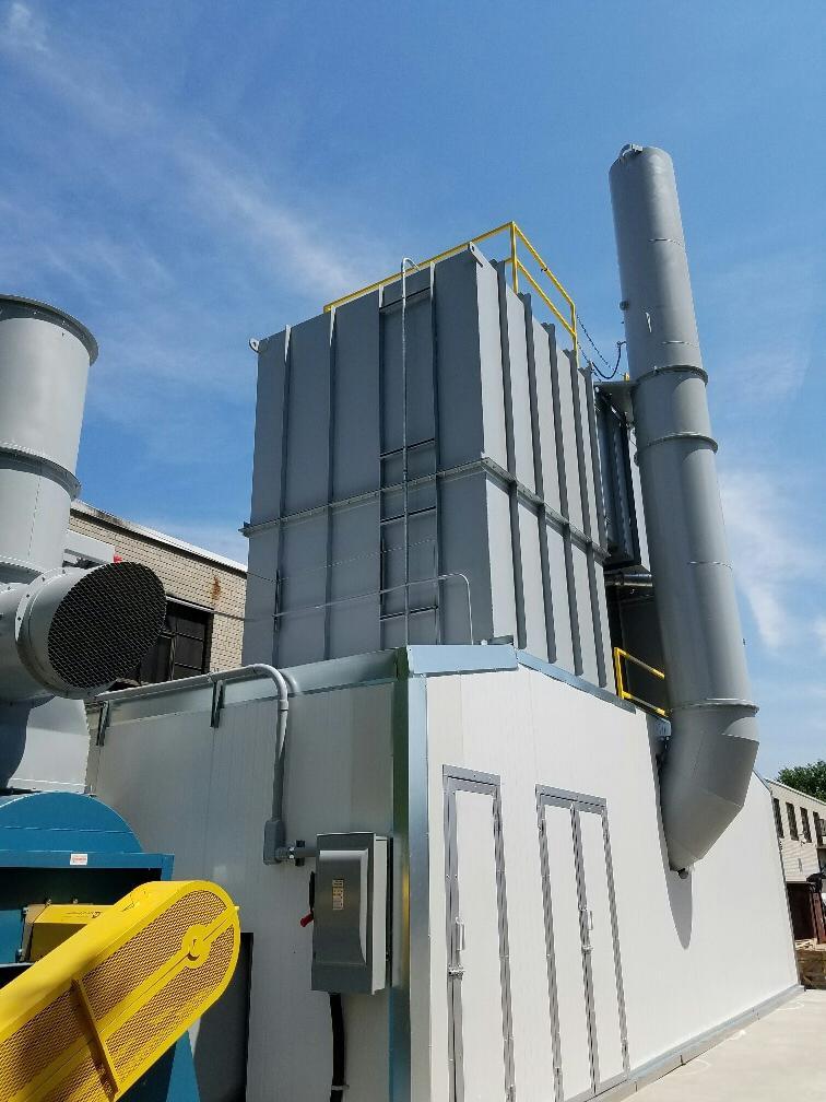再生热氧化剂- 20,000 SCFM