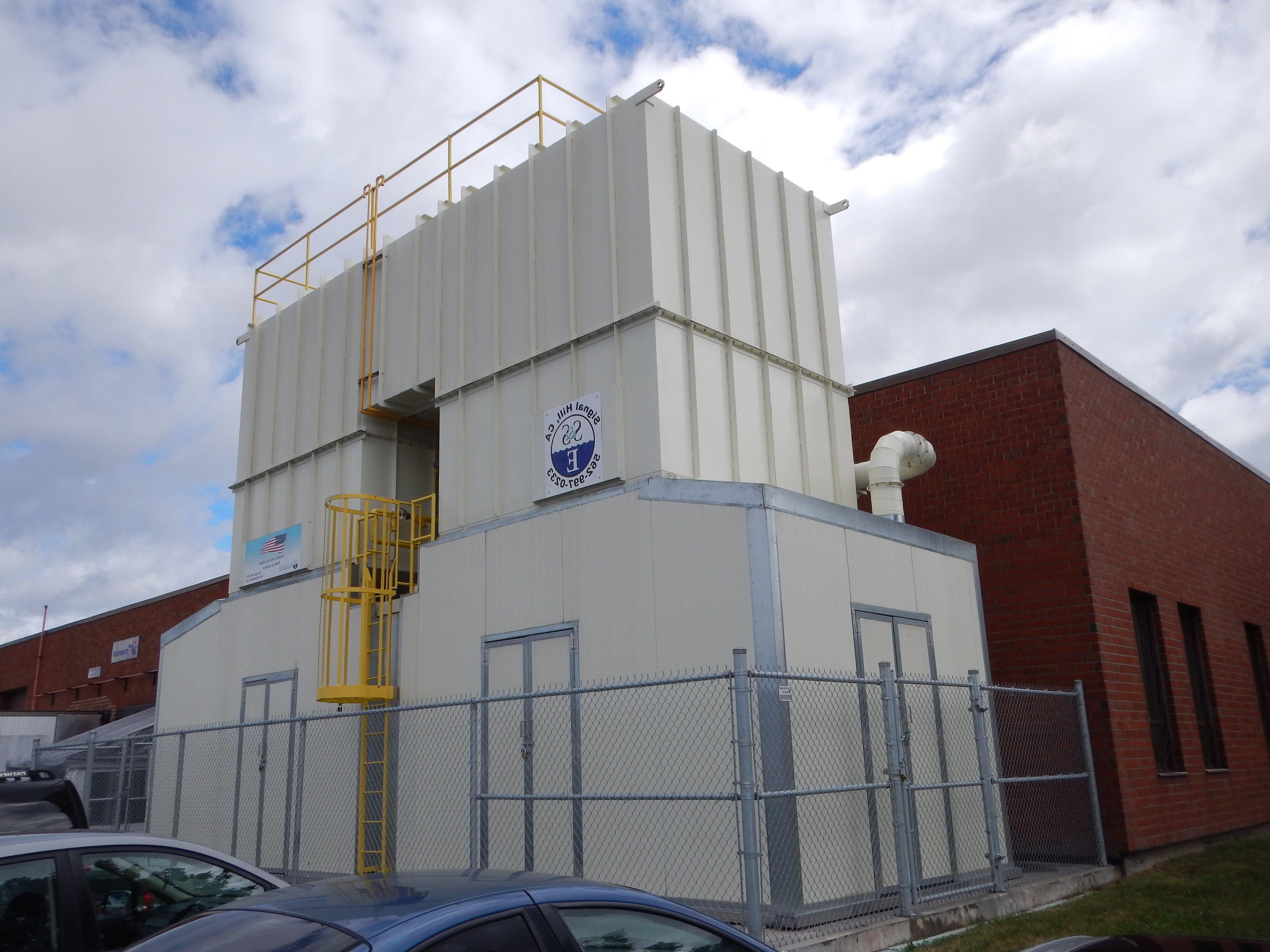 33,000 SCFM再生热氧化剂