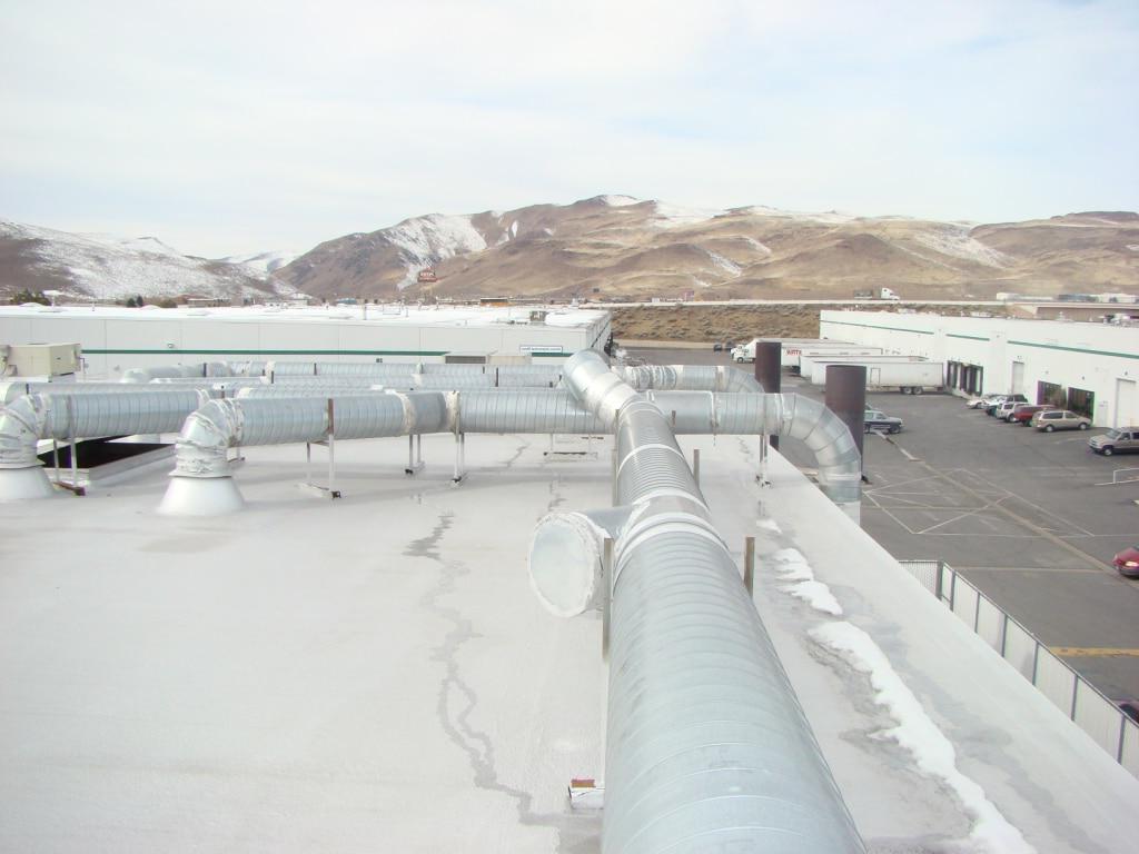 节约能源,控制VOC排放