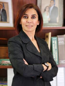 Anoosheh Oskouian -总裁兼首席执行官