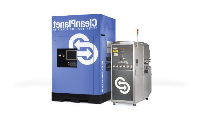 现代溶剂蒸馏技术