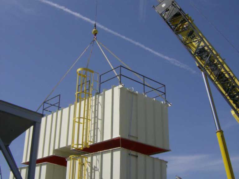 空气污染控制设备安装